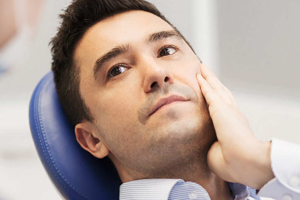 Southern California Family Dentistry - Toothache