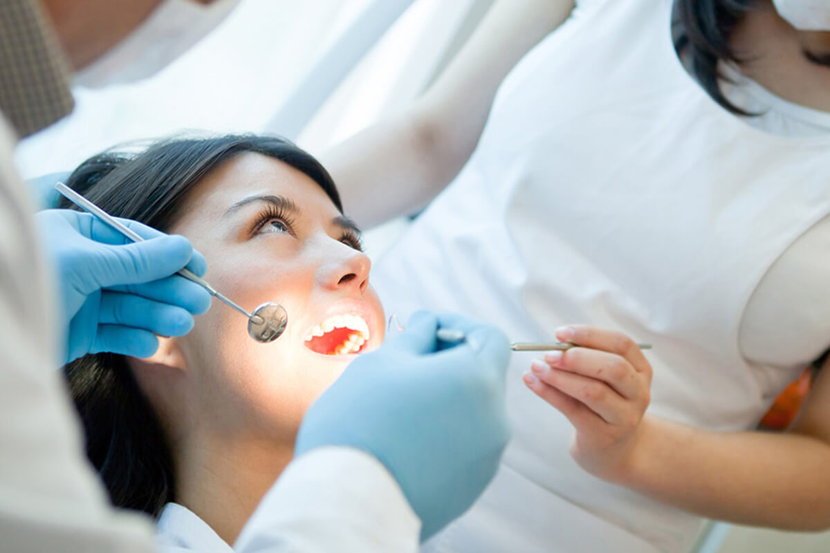 Southern California Family Dentistry - Patient