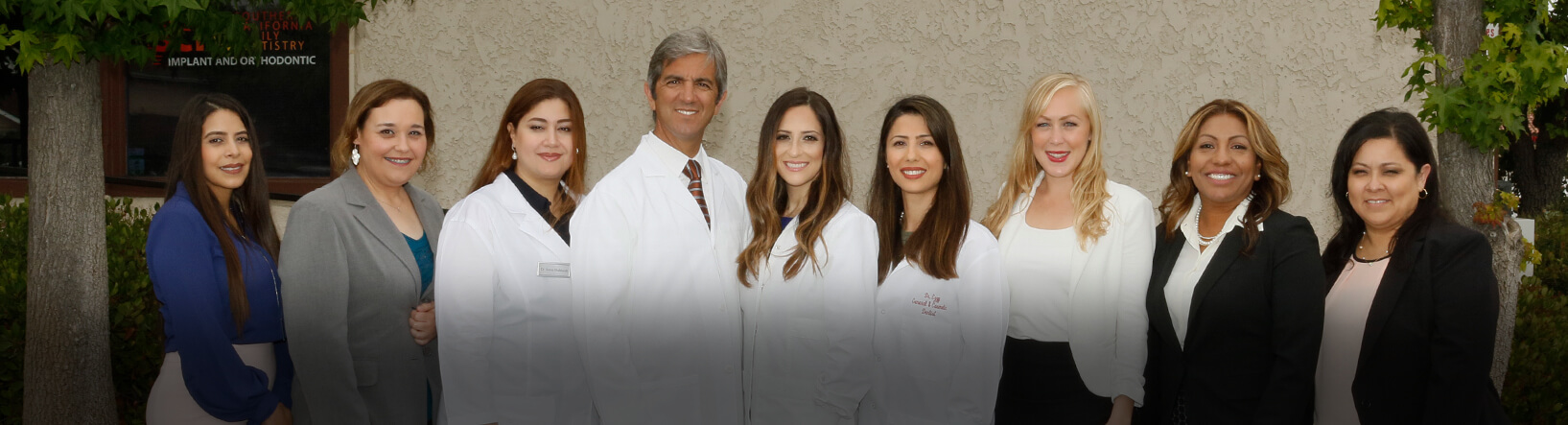 Southern California Family Dentistry-Team