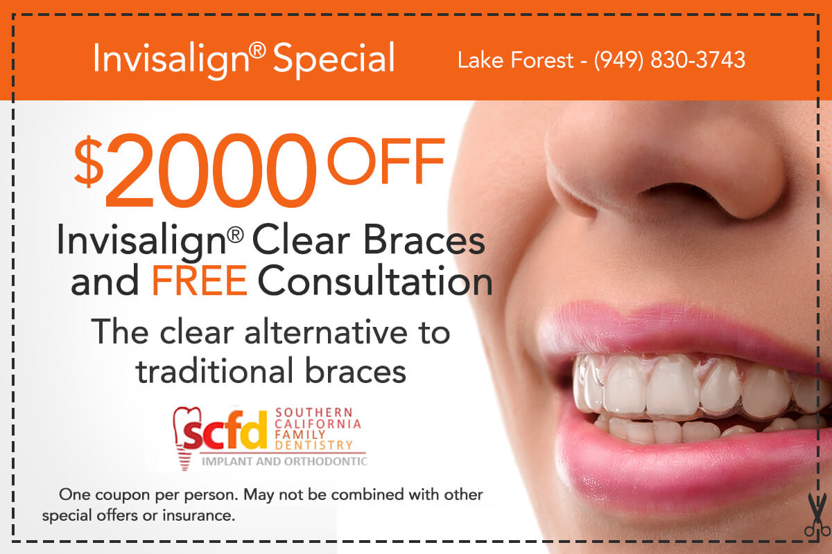 Special Offers Lake Forest Sc Family Dentistry